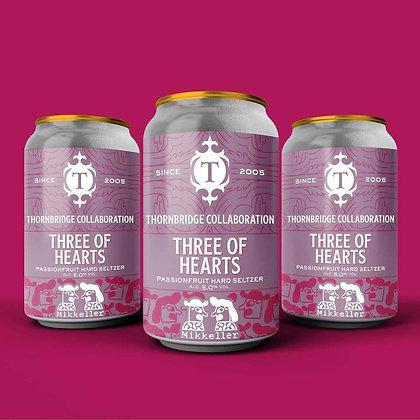 Thornbridge x Mikkeller - Three of Hearts. 5%