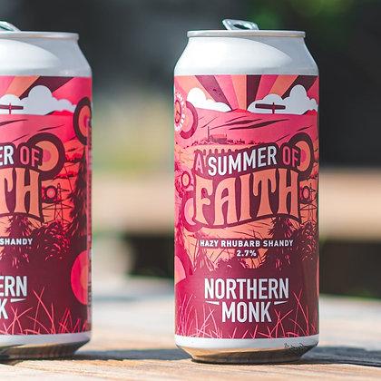Northern Monk - A Summer Of Faith. 2.7%