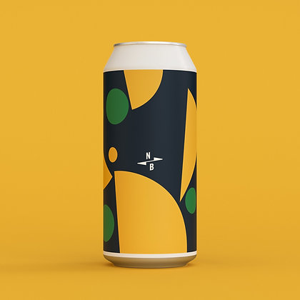North Brewing Co -  Sea of Nectar 4.8% DDH Pale