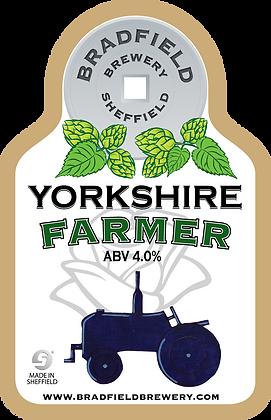 Bradfield Yorkshire Farmer 5-litre mini-keg