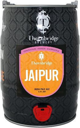 Thornbridge - Jaipur 5.9%. Mini-Keg
