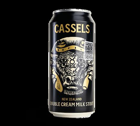 Cassels - Double Cream Milk Stout. 8.1%