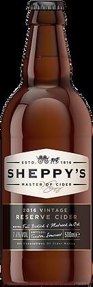 Sheppy's Vintage Reserve Cider. 7.4%
