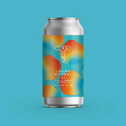 Track Brewing Co. - Losing My Edge. 6.5%