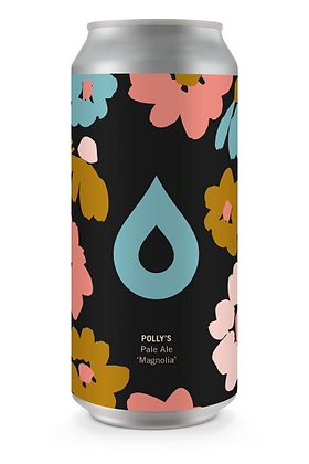 Polly's Brew - Magnolia. 5.6%