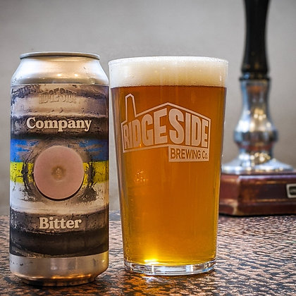 Ridgeside - Company Bitter. 4%