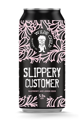 Wilde Child -  Slippery Customer. 5.5%