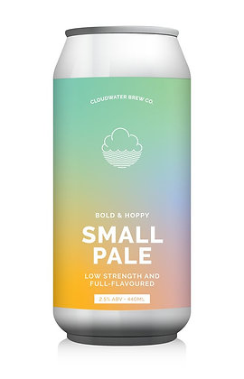 Cloudwater - Small Pale Ale. 2.5%