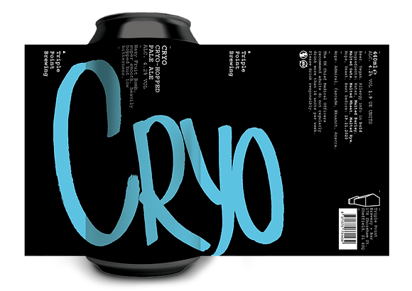 Triple Point Brewing - Cryo. 4.2%