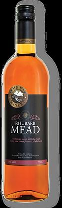 Rhubarb Mead. 11%