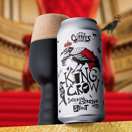 Little Critters - King Crow. 8.2%