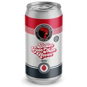 Roosters - Better Late Than Never. 5.9%