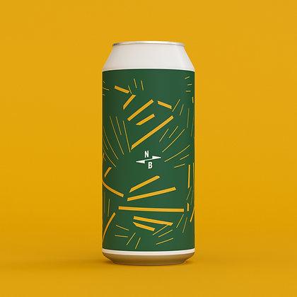 North Brewing Co x Mad Scientist 8% DIPA