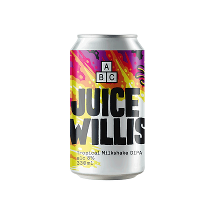 Alphabet Brewing - Juice Willis. 8%