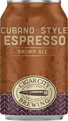 Cigar City - Cubano Espresso. 5.5%
