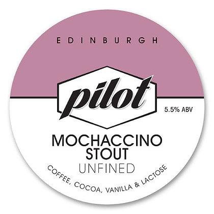 Pilot - Mochaccino Stout. 5.5%