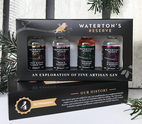 Waterton's - Originals Minatures Gift Set