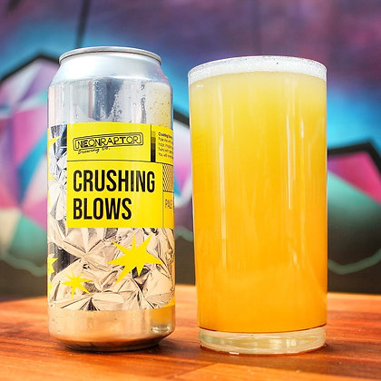 Neon Raptor - Crushing Blows. 3.8%