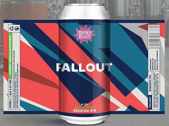 Shiny Brewery - Fallout. 4.2%