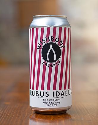 Wishbone Brewery - Rubus Idaeus 4.5%
