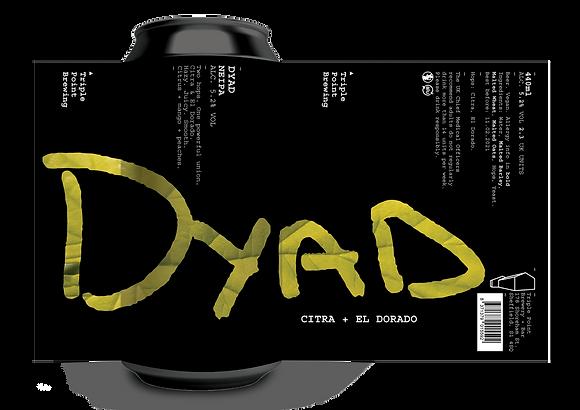 Triple Point Brewing - Dyad. 5.2%