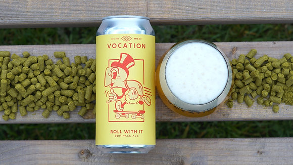 Vocation - Roll With It. 5.2%