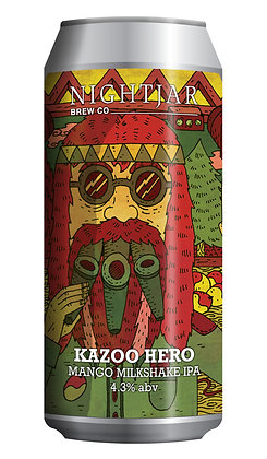Nightjar - Kazoo Hero. 4.3%