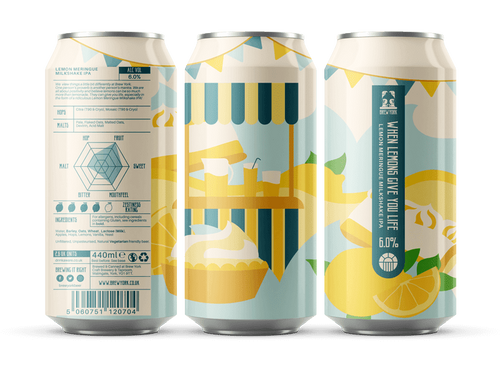 Brew York - When Lemons Give You Life. 6%