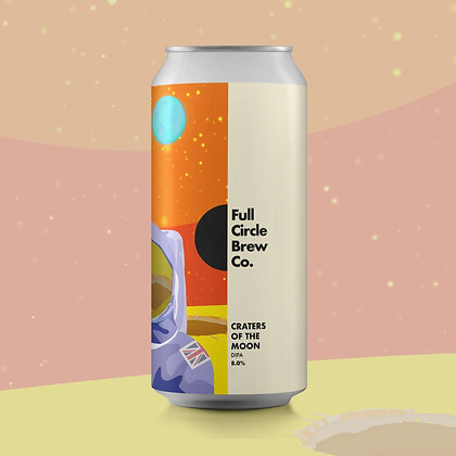 Full Circle - Craters Of The Moon. 8%