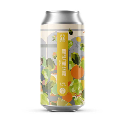 Brew York - Hoperator Error. 7.2%