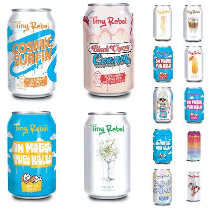 Tiny Rebel - 9th Birthday Beers Pack.