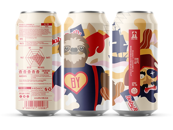 Brew York - HYG. 10%