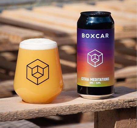 Boxcar - Citra Meditations. 8%