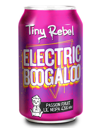 Tiny Rebel - Electric Boogaloo. 4.5%