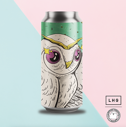 Left Handed Giant - Woodland Creatures. 6.9%