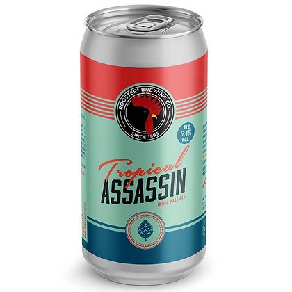 Roosters - Tropical Assassin 6.1%