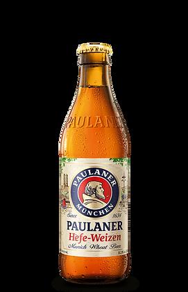 Paulaner Hefe-Weizen. 5.5%