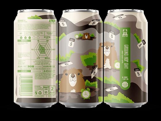 Brew York - Ground Hop Day. 4.9%