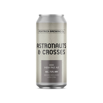 Pentrich Brewing Co. - Astronauts & Crossess. 7.2%