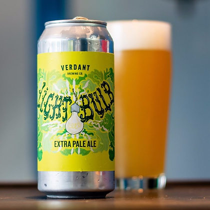 Verdant - Lightbulb. 4.5%