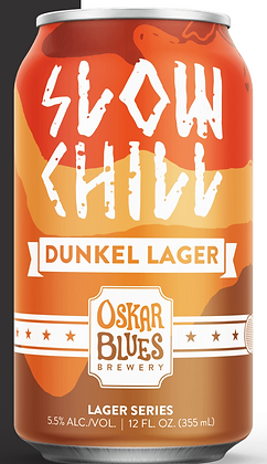 Oskar Blues - Slow Chill Dunkel. 5.5%