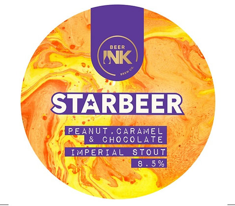 Beer Ink - Starbeer. 8.5%