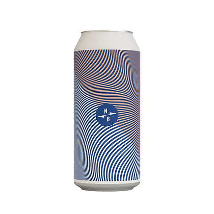 North Brewing Co. - TFG: Blueberry + Apricot. 4.5%