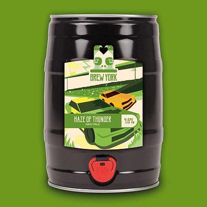 Brew York - Haze Of Thunder. 4.6%
