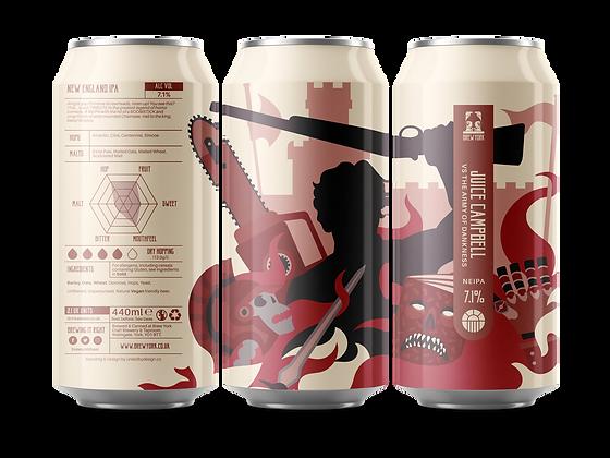 Brew York - Juice Campbell. 7.1%