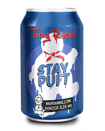 Tiny Rebel - Stay Puft. 5.2%