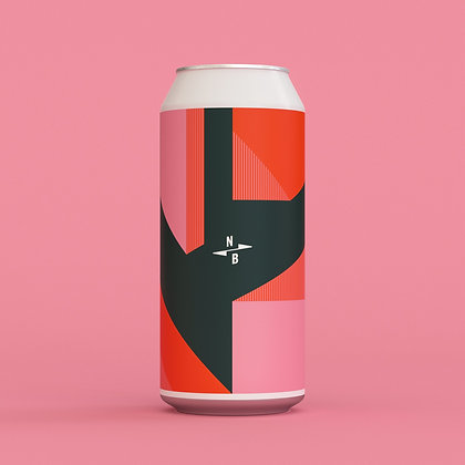 North Brewing Co - Fading Frontier. 8.4% DIPA