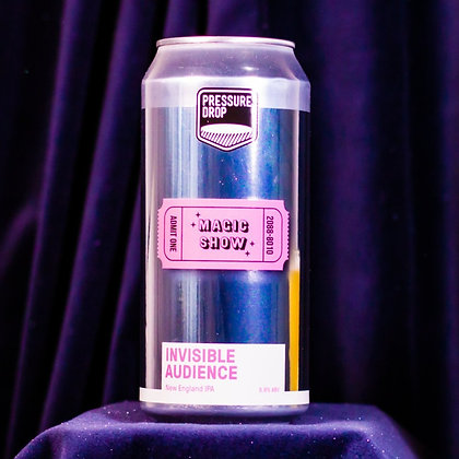Pressure Drop - Invisible Audience. 6.8%