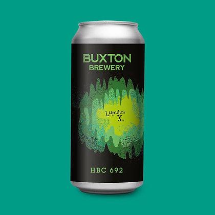 Buxton Lupulus X HBC 692. 5.4%