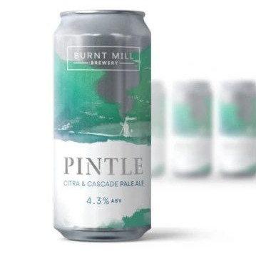 Burnt Mill - Pintle. 4.3%